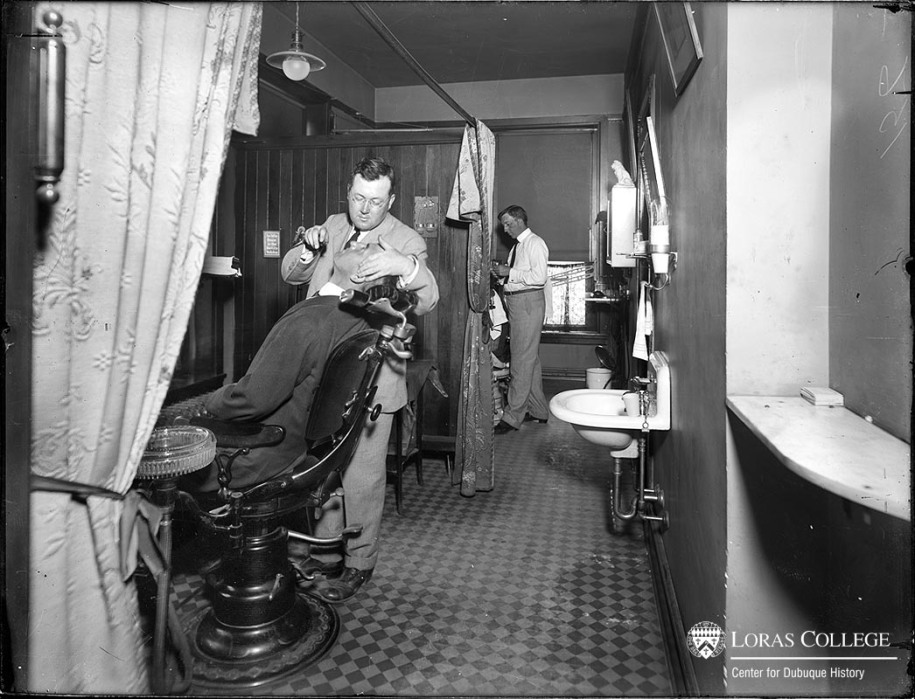 Dentist office, 1912