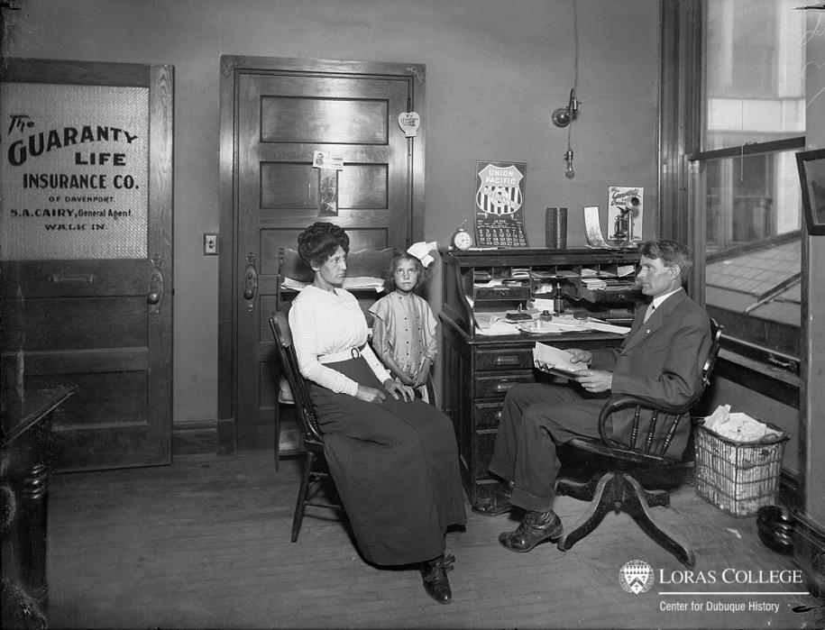 Guarranty Life Insurance Co., B&I Building, 1912