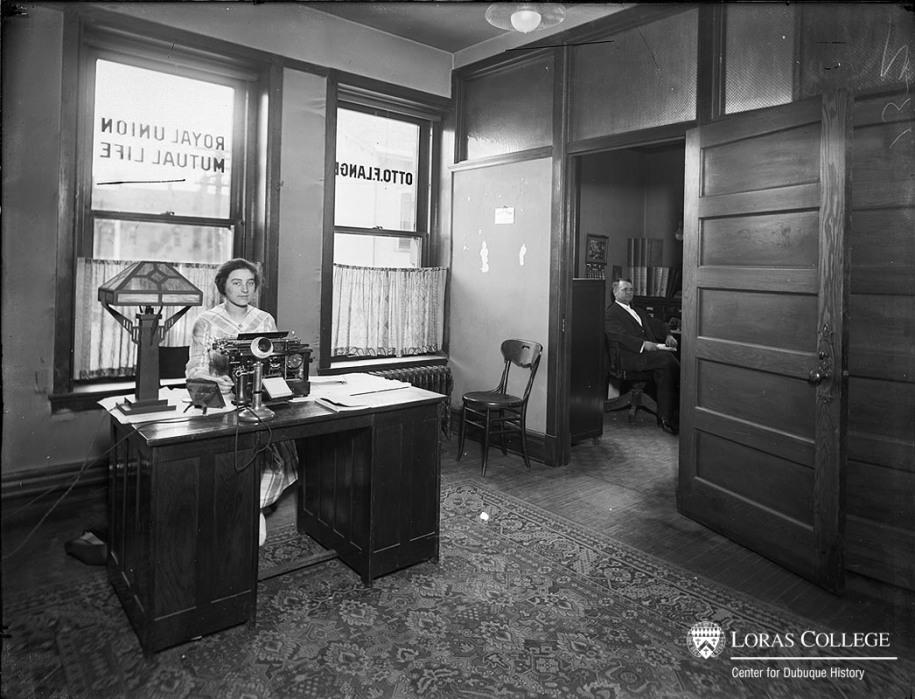 Royal Union Mutual Life, B&I Building, 1912
