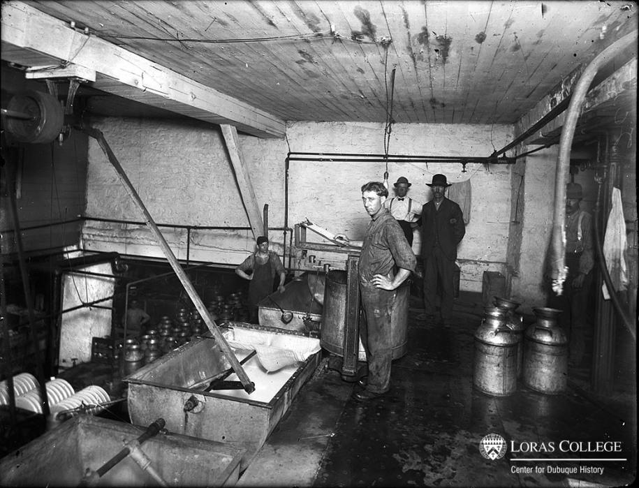 Dairy, 1912