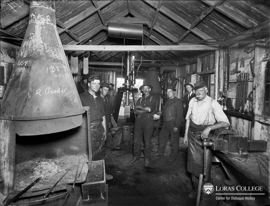 Forge, 1912