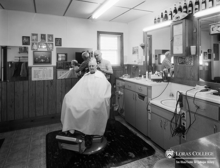 Maiers Barber Shop, 2012