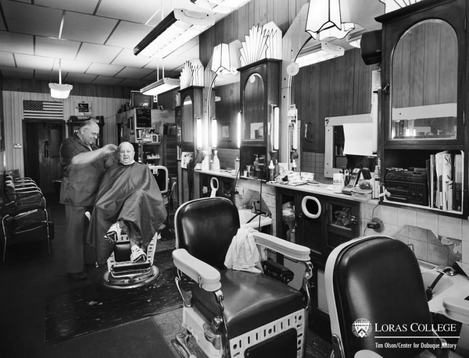 Fred's Barber Shop, 2012