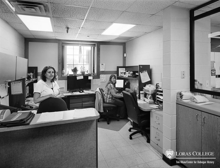 The Jule, office, 2012