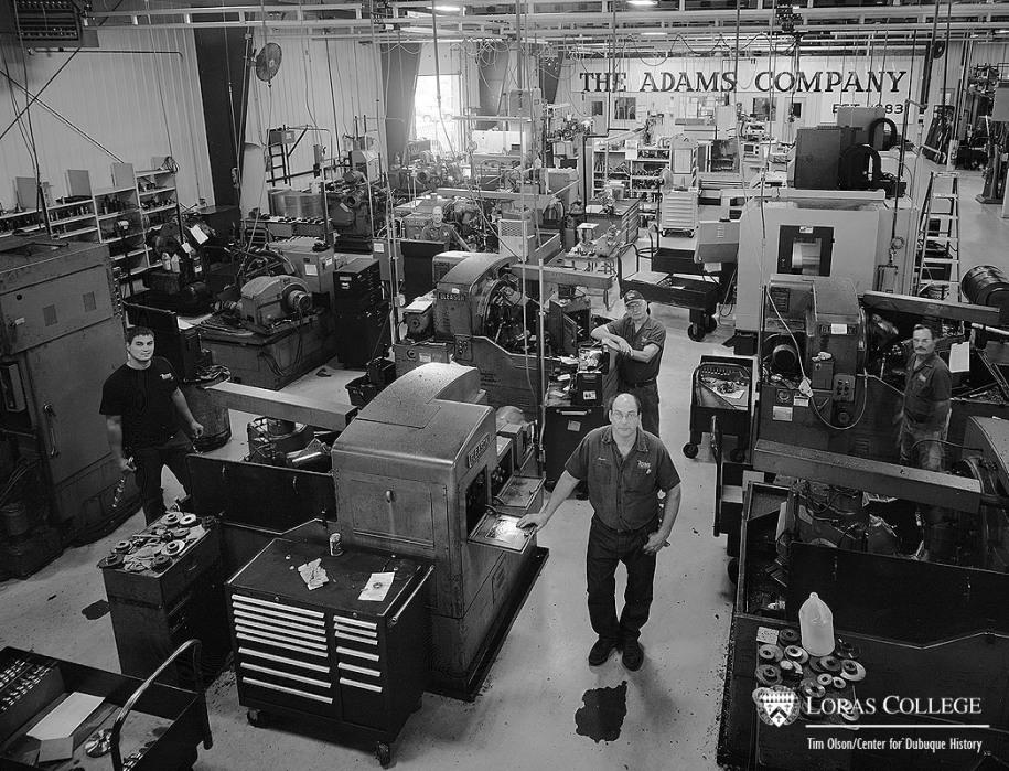 Adams Co., 2012