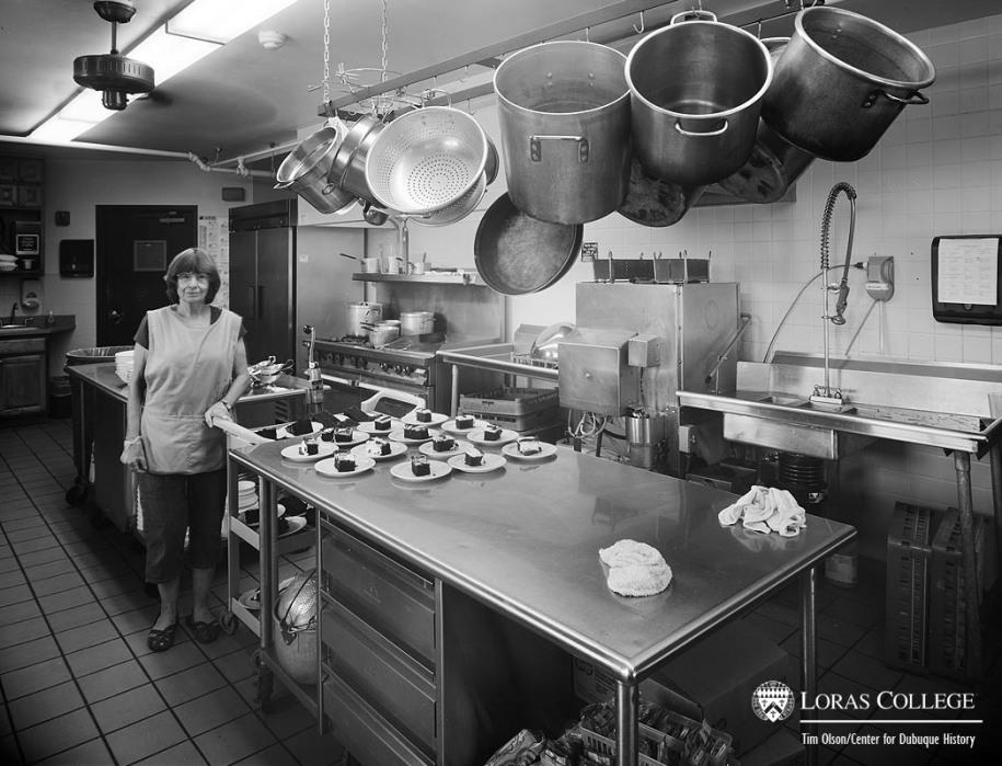Mount Pleasant Home kitchen, 2012