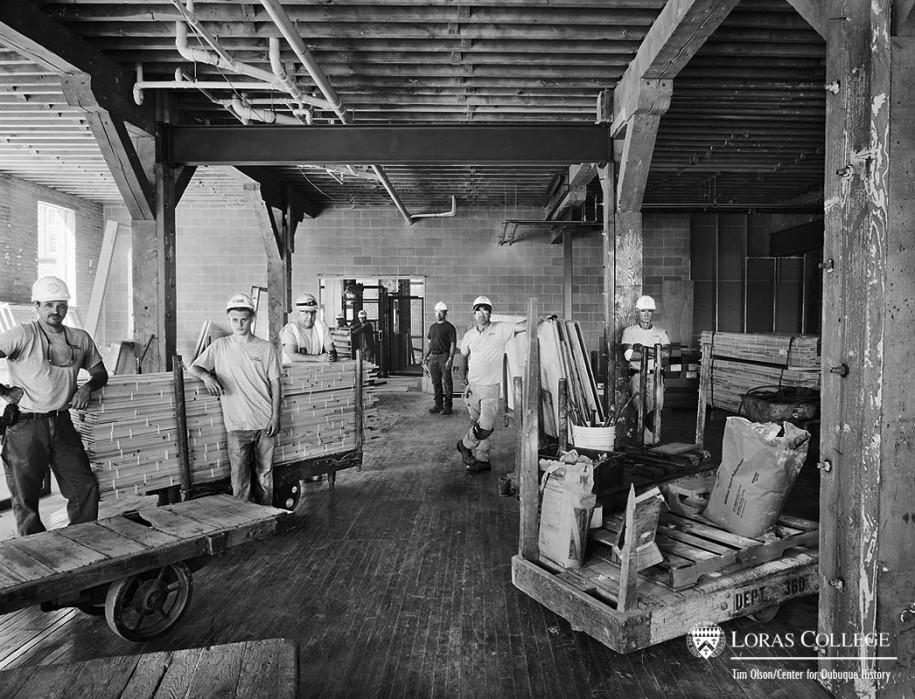 Gronen Restoration, CARADCO Building, 2012