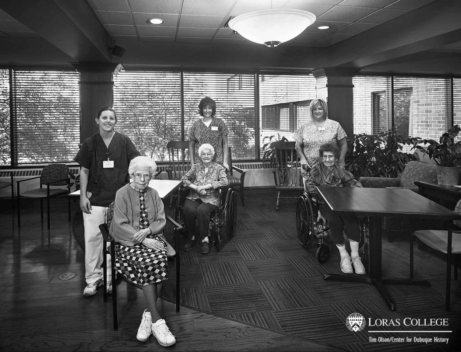Stonehill Care Center centenarians, 2012