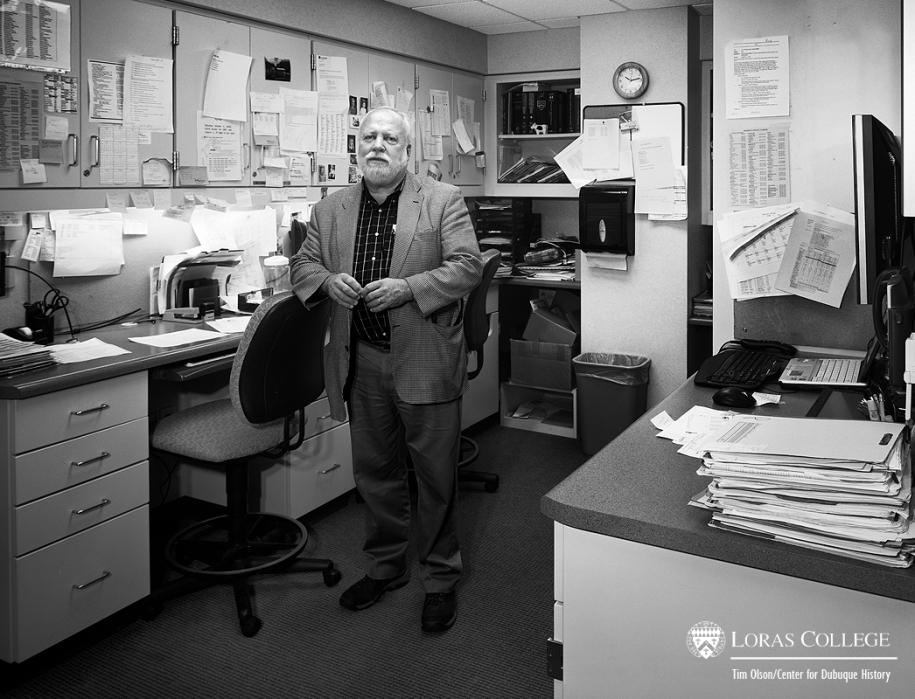 Dr. John Whalen, 2012