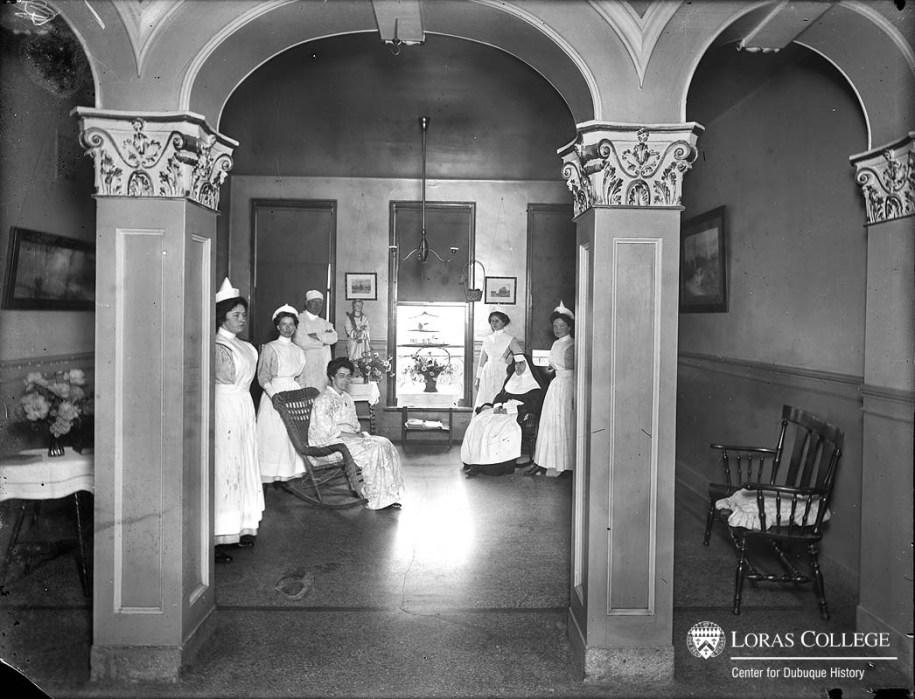 Mercy Hospital, 1912